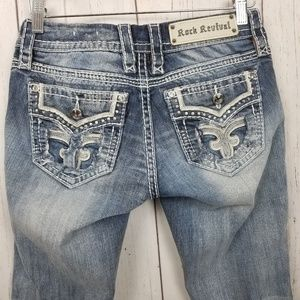 930f5ff9c True Religion · Rock Revival size 27 Fay Capri